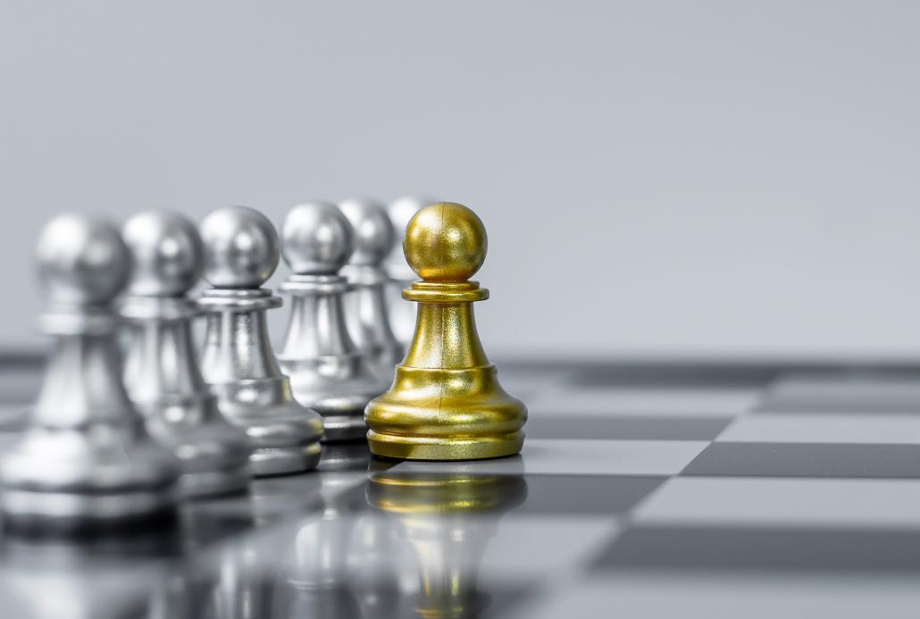 Strategisches Recruiting funktioniert wie Schach